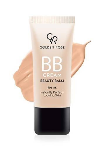 Golden Rose BB Cream Beauty Balm Fair - No 2