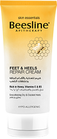 Beesline Feet & Heels Repair Cream 150ml - The Makeup Shop