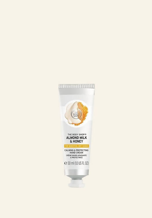 The Body Shop Hand Cream Almone And Honey