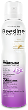 Beesline Deo Whitening - Beauty Pearl 150ml - The Makeup Shop