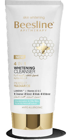 Beesline 4 in 1 whitening cleanser 150ml Beesline