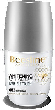 Beesline Whitening Roll On Deodorant - Invisible Touch 50ml Beesline