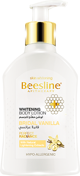 Beesline Whitening Body Lotion - Bridal Vanilla 200ml - The Makeup Shop