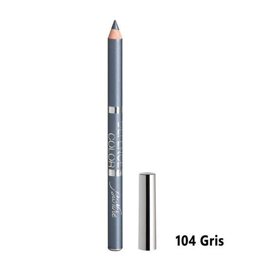 Defence Color Kohl & Kajal Eye Pencil - Gris 104 Bionike