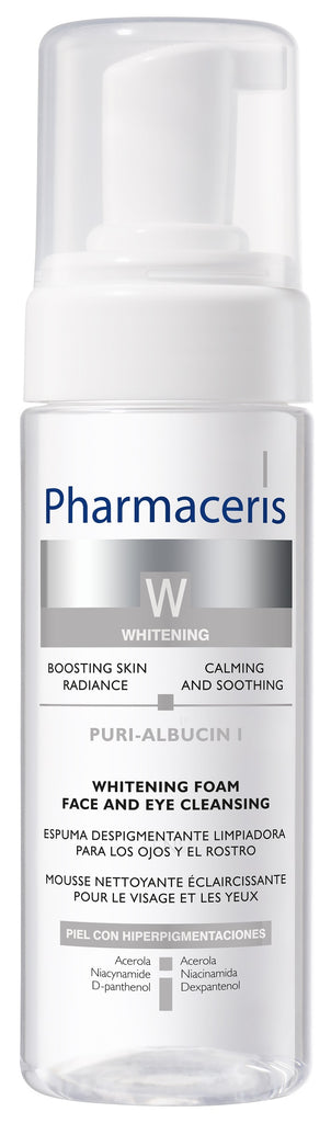 Pharmaceris W-Whitening Face Foam