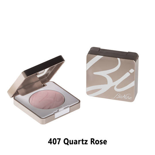 Defence Color Silky Touch Compact Eyeshadow - Quarz Ros 407