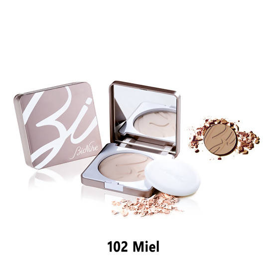 Defence Color Soft Touch Compact Powder - 102 Sable