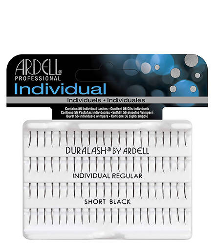 Ardell Lashes Short Black Individual regular