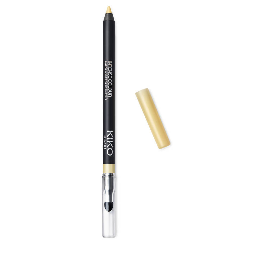Kiko Milano Intense Colour Long Lasting Eyeliner - 02 Pearly Gold