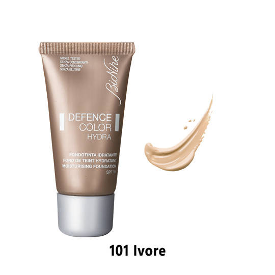 Defence Color Hydra Moisturizing Foundation - 101 Ivore