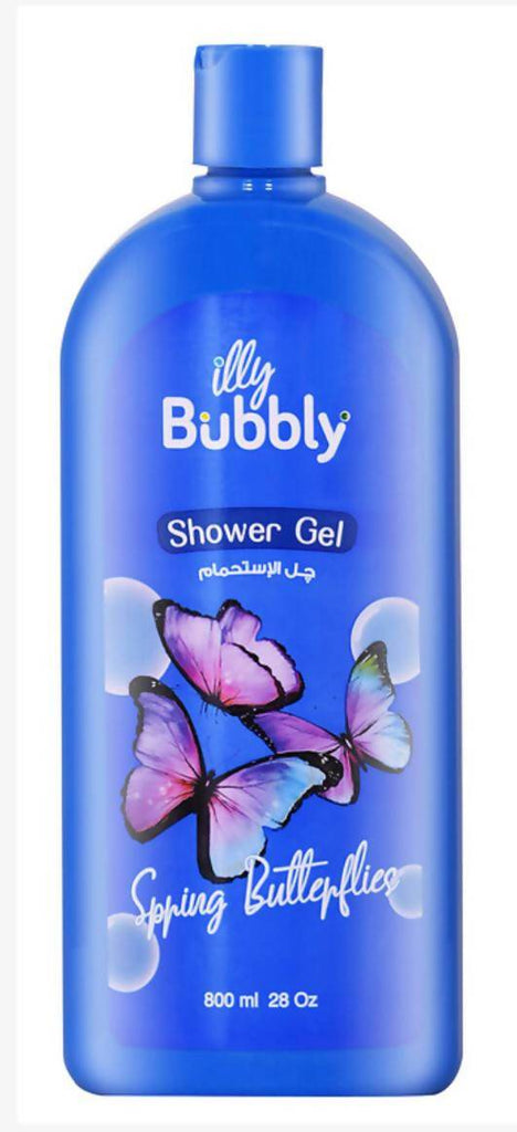 Illy Bubbly Butterflies Shower Gel 800 ml Phoenix Pharmaceutical Co