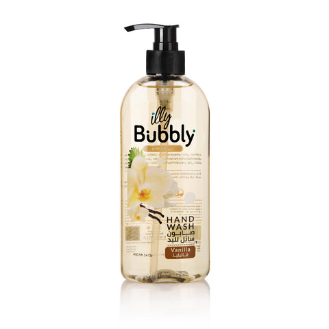 Illy Bubbly Vanilla Hand Wash 400ml