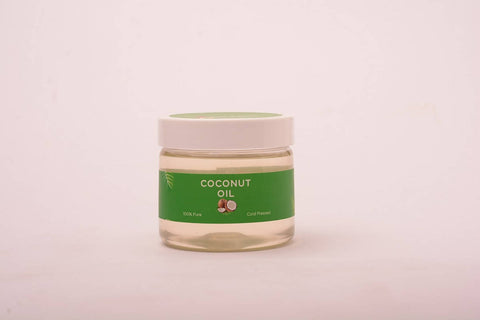 Raw African Coconut Oil 200 ml