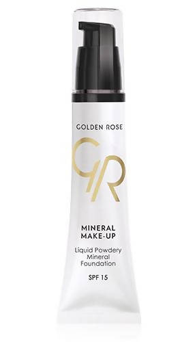 Golden Rose Liquid Powder Mineral Foundation - No 5