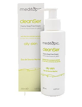 Meditopic Cleanser Oily Skin 200 ml Meditopic