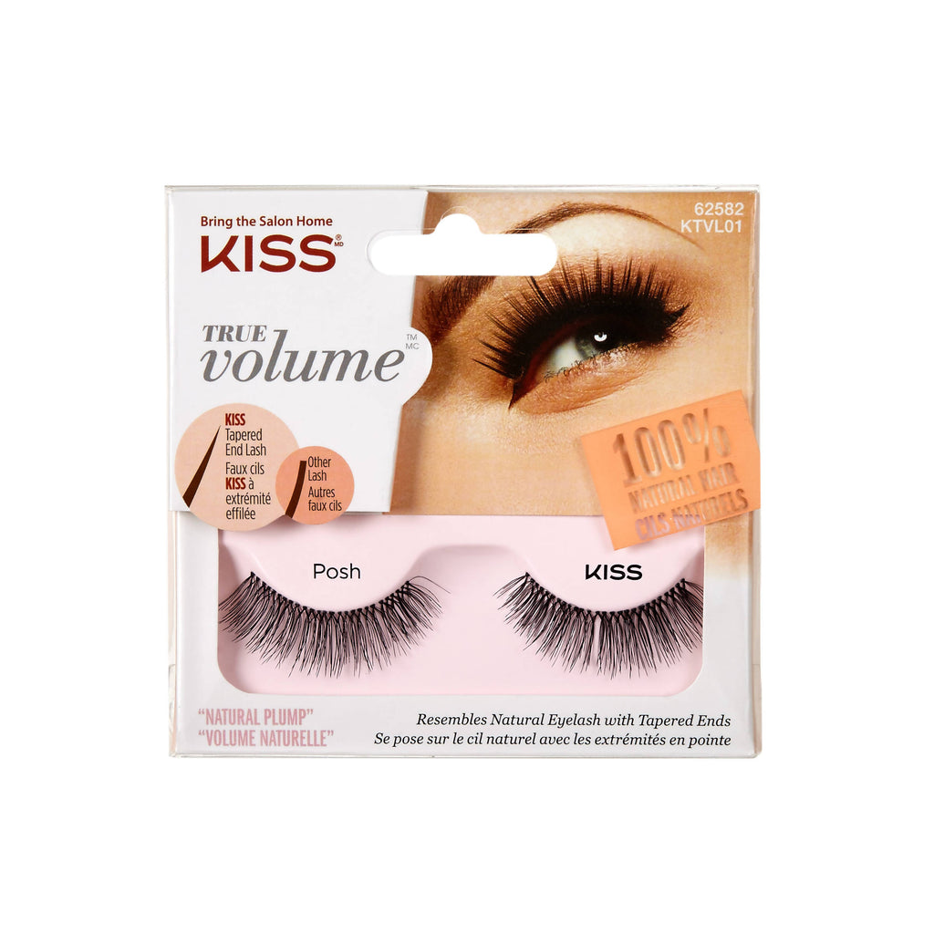 Kiss True Volume Lash - Posh