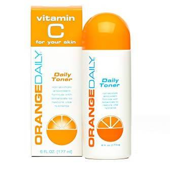 Orange Daily Toner 177ml SPRING
