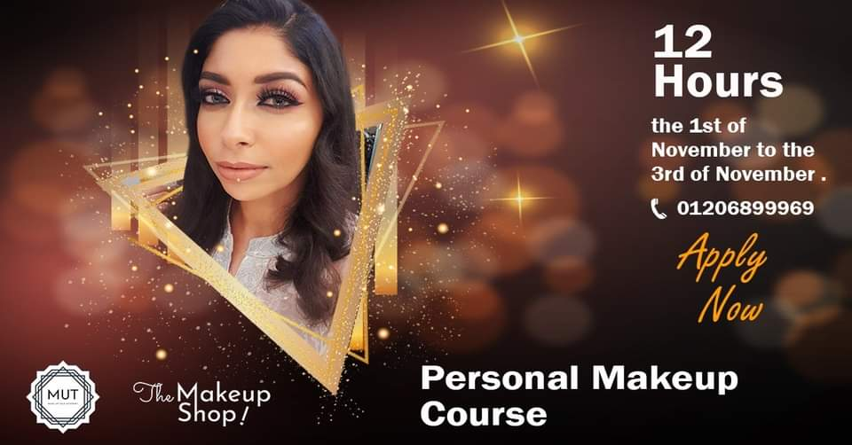 Personal Makeup Course