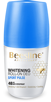 Beesline Whitening Roll On Deodorant - Deo Sport Pulse 50ml - The Makeup Shop
