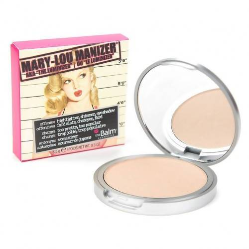 The Balm Mary Lou Highlighter Palette Nani Store