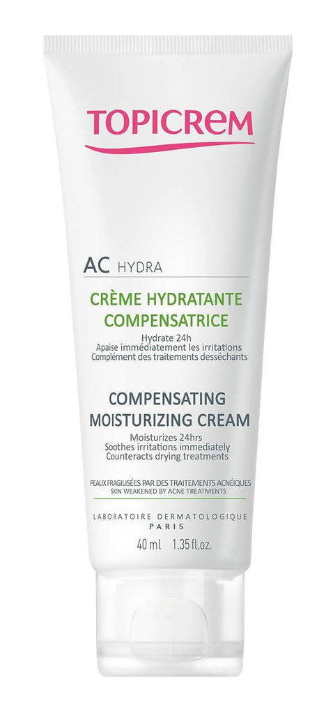 TopiCrem AC Hydra Compensating Moisturizing Cream 40ml SPRING