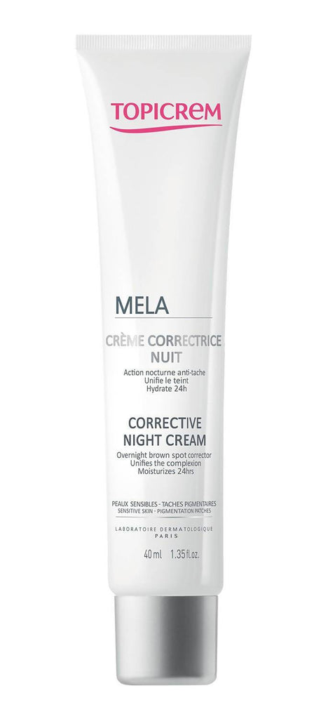 TopiCrem Mela Correctrice Night Cream 40ml SPRING