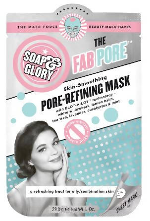 Soap & Glory Pore-Refining Mask - The Makeup Shop