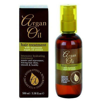 Moroccan Argan Oil Hair Treatment 100Ml Intensive Hydrating Treatement