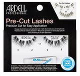 Ardell Pre-Cut Lashes Demi Wispies+Duo