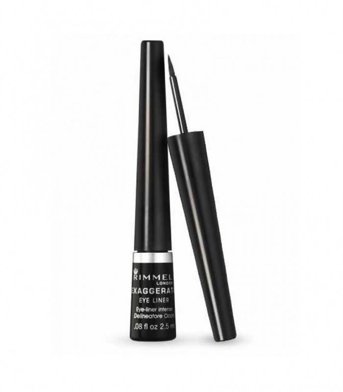 Rimmel EXAGGERATE LIQUID EYELINER - 001 BLACK