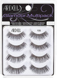 Ardell Glamour Multipack Lashes 105 black