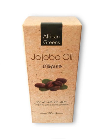 African Greens Jojoba oil 100 ml