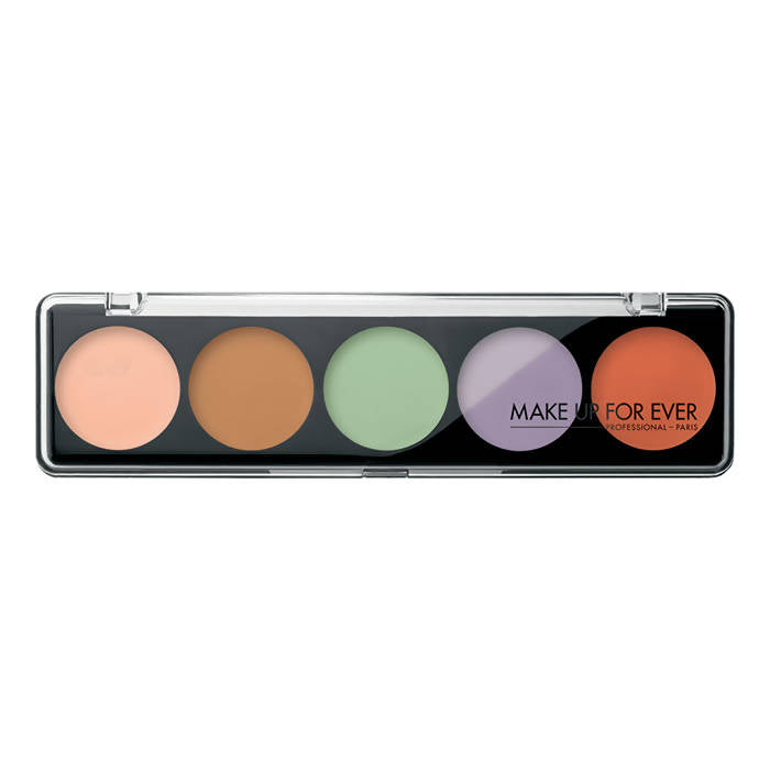 Make Up For Ever 5 Camouflage Cream Palette - No 5 (Unboxed)