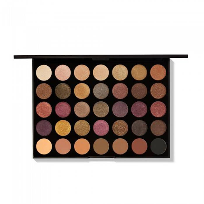 Morphe Eyeshadow Palette 35F - The Makeup Shop