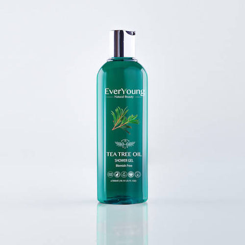 EverYoung Tea Tree Oil Shower Gel