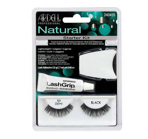 Ardell Glamour Lashes Starter Kit 101 BLACK