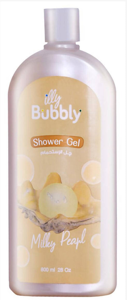 Illy Bubbly Milky Pearl Shower Gel 800 ml