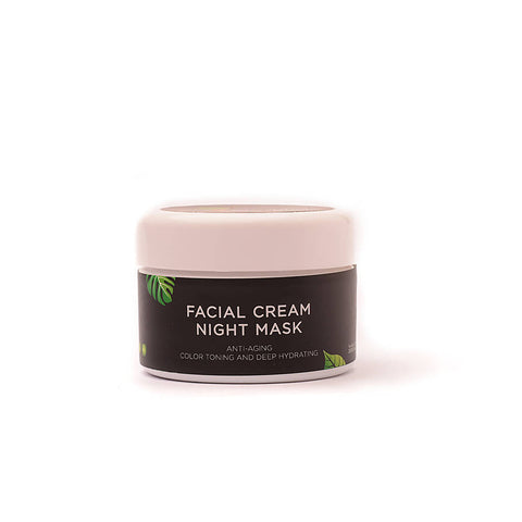 Raw Africans Night Facial Cream 120 gr