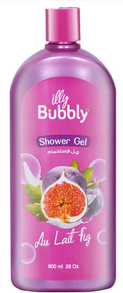 Illy Bubbly Au Lait Fig Shower Gel  800 ml
