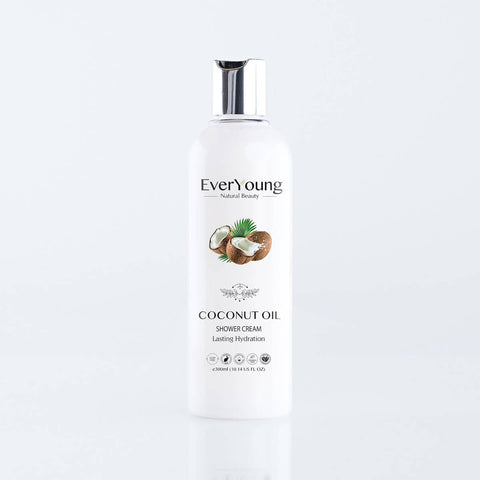 EverYoung Coconut Oil Shower Cream