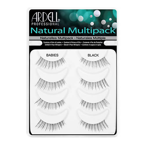 Ardell natural multipack Babies black