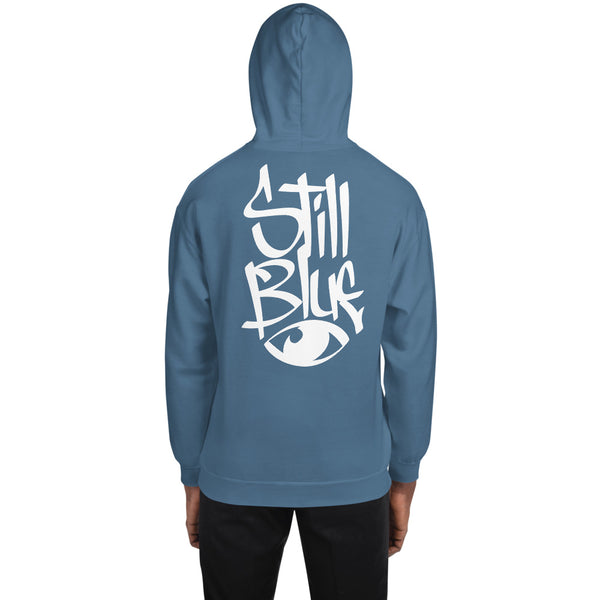StillBlue Graffiti Backprint Hoodie