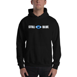 StillBlue -Supporter- Hoodie Kapuzenpulli +Stayblue Auge Rückendesign
