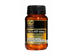 Go Healthy Go 5HTP 60mg