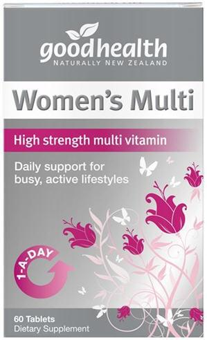 Good Health Products Womens Multi