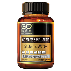 GO Stress & Well Being 60 Vcap