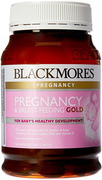 Blackmores Pregancy & Breastfeeding Gold (60s)