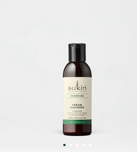 SUKIN Cream Cleanser Cap