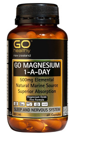 Go Healthy Go Magnesium 800mg