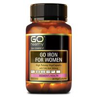 Go Healthy Go Iron for Women